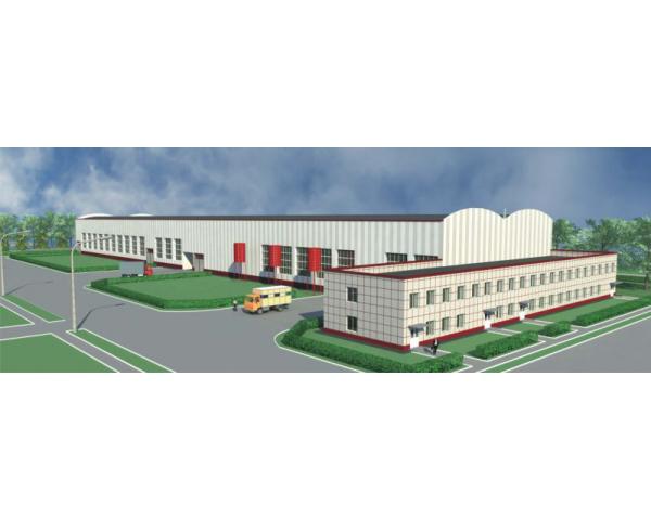 Дипломный проект по специальности пгс на тему Промышленное здание  Дипломный проект ПГС Промышленное здание по производству деревянных конструкций в г Людиново