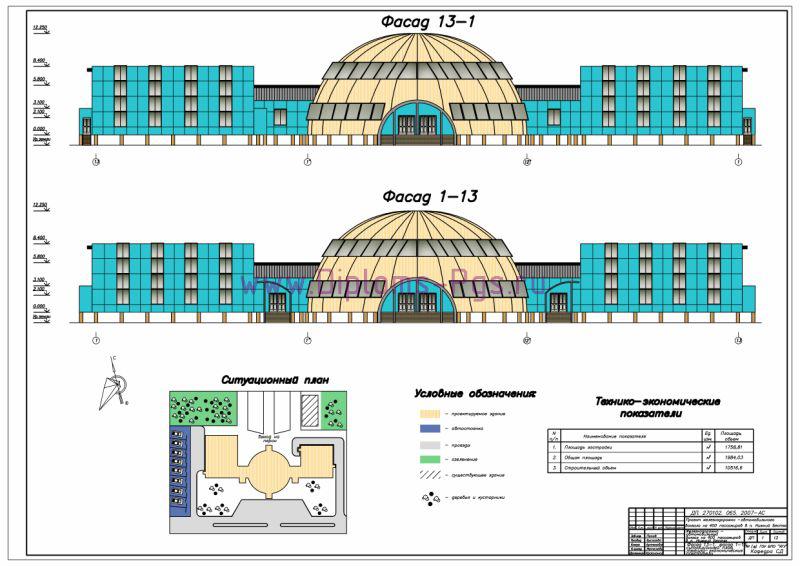 Дипломная работа по специальности пгс Железно автомобильный вокзал  увеличить